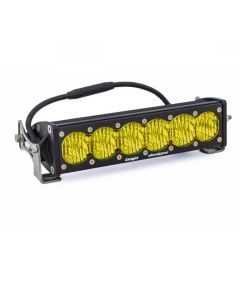 "Baja Designs OnX6 Amber 10"" Wide Driving LED Light Bar"