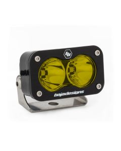 Baja Designs S2 Pro LED Light Amber Lens