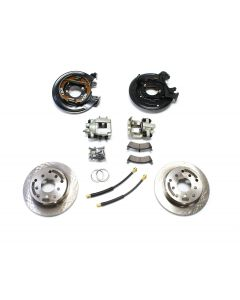 TeraFlex TJ Rear Disc Brake Kit 91-06 Jeep Conversion Kit