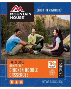 Mountain House - Homestyle Chicken Noodle Casserole Pouch