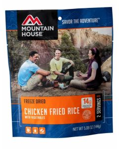 Mountain House - Chicken Fried Rice Pouch