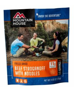 Mountain House - Beef Stroganoff