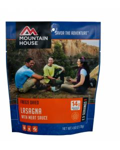 Mountain House - Lasagna with Meat Sauce Pouch