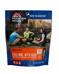 Mountain House - Chili Mac with Beef Pouch