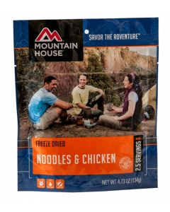 Mountain House - Noodles and Chicken Pouch