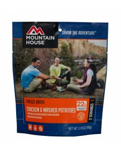 Mountain House - Chicken Breast and Mashed Potato Pouch