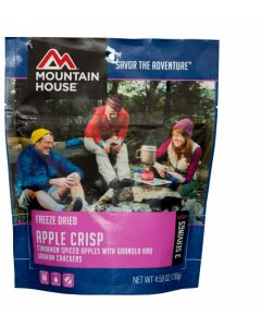 Mountain House - Apple Crisp Pouch