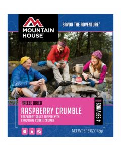 Mountain House - Raspberry Crumble