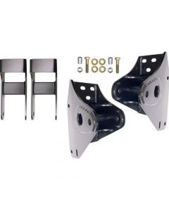 """ICON Ford SuperDuty/Excursion 4.5"""" Hanger and Shackle Kit 34099"""