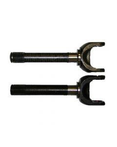 Dynatrac Pro 60 35-Spline Front Axle Shafts Pro 60 Inner 35-spline Standard Alloy