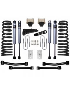 """ICON 4.5"""" Suspension System - Stage 1 03-13 Dodge 2500/3500 4WD 2003-2008"""