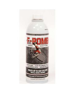 Fuel Bomb F-Bomb Diesel Fuel Additive
