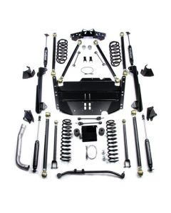 "TeraFlex 4"" PRO LCG TJ Suspension Systems No Shocks"