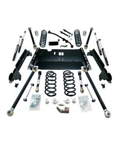 "TeraFlex 4"" TJ Wrangler Enduro LCG Suspension Systems With shocks"