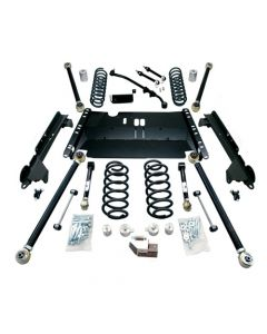 "TeraFlex 3"" TJ Wrangler Enduro LCG Suspension Systems No Shocks"