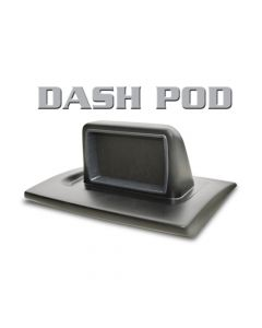 Superchips Jeep TrailDash Dash Top Mount 98-06 Jeep Wrangler
