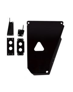 Synergy Manufacturing 07+ Jeep JK Skid Plate: Oil Pan 2007-2011