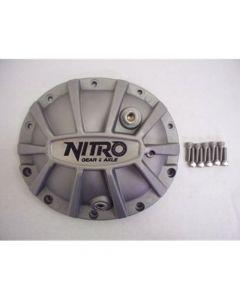 Nitro Finned Aluminum Differential Cover Dana 35