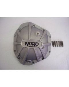 Nitro Finned Aluminum Differential Cover Dana 60