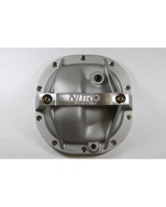 "Nitro Aluminum Girdle Differential Cover Ford 7.5"" 10-Bolt"