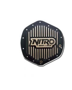 Nitro Finned Aluminum Differential Cover AAM 11.5""