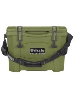 Grizzly Coolers Grizzly 15 Outdoor Everything Cooler