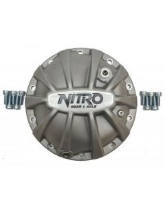 "Nitro Xtreme Diff Cover 9.5"" Toyota Landcruiser SEMI-FLOAT"