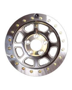 "TrailReady HD Series Beadlock Wheels - 15"" Diameter"