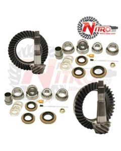 Nitro Ring and Pinion Complete Package 97-06 TJ / LJ with Dana 35 Rear