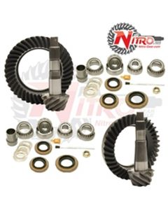 Nitro Ring and Pinion Complete Package 03-06 TJ Rubicon