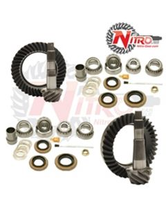 Nitro Ring and Pinion Complete Package 90-99 XJ | 90-95 YJ w/ Dana 35