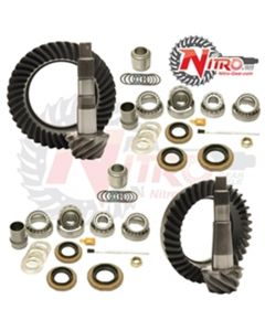 Nitro Ring and Pinion Complete Package 07-09 FJ Cruiser Without E-Locker