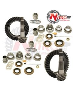 Nitro Ring and Pinion Complete Package 95.5-04 Tacoma | 00-06 Tundra