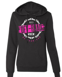 Off-Road Vixens Be Fearless Pullover Hoodie