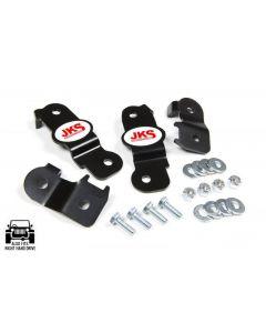 JKS Manufacturing Brake Line Relocation Kit - 2007-2018 Jeep Wrangler JK