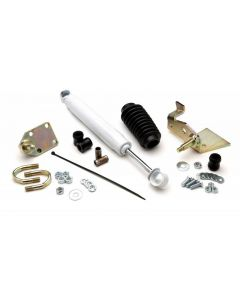 JKS Manufacturing Steering Stabilizer and Relocation Kit - 2007-2018 Jeep Wrangler JK