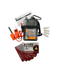 UST-  Learn and Live Kit - Fire Starting