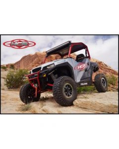 HCR Polaris GENERAL 1000 Long Travel Kit / Complete Suspension System