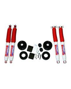 Skyjacker 2in. Suspension Lift Kit with Hydro Shocks - 07-18 Jeep JK