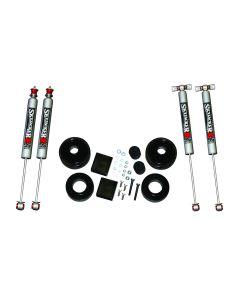 Skyjacker 2in. Suspension Lift Kit with M95 Performance Shocks - 07-18 Jeep JK