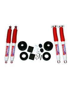 Skyjacker 2in. Suspension Lift Kit with Nitro Shocks - 07-18 Jeep JK