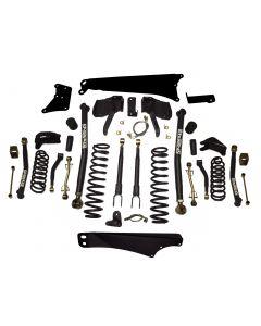 Skyjacker 4-5in. Suspension Lift Kit with Hydro Shocks - 07-18 Jeep JK