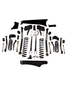 Skyjacker 4-5in. Suspension Lift Kit with Nitro Shocks - 07-18 Jeep JK