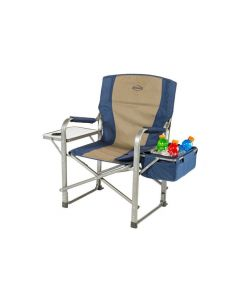 Kamp-Rite Directors Chair with Side Table and Cooler