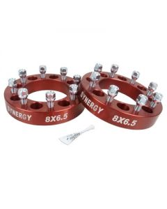 Synergy Manufacturing Lug Centric Wheel Spacers (Lug 8x6.5 1.5 M14x1.5)