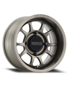 Method Race Wheels MR409 UTV - Steel Grey