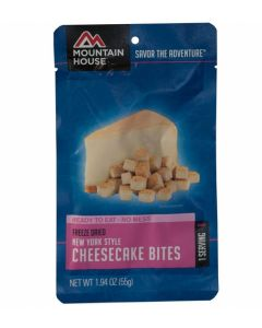Mountain House - Cheesecake Bites Pouch