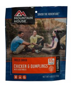 Mountain House - Chicken and Dumplings Pouch
