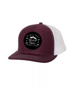 Off-Road Vixens Mountain Trucker Hat