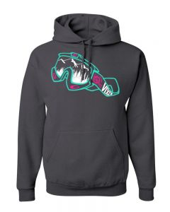 Off-Road Vixens Mountain Vision Unisex Hoodie